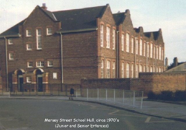 Mersey School Hull