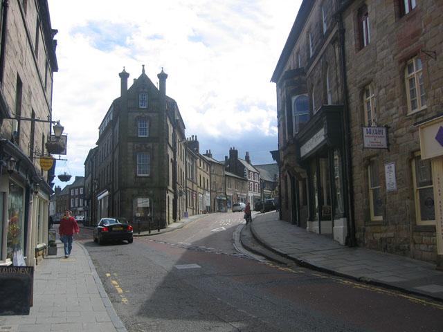 Alnwick Street Scene