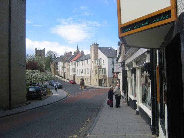 Alnwick Street Scene 2
