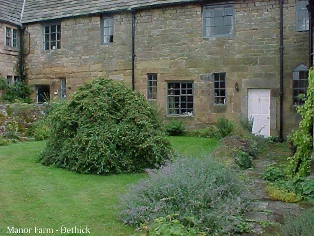 Manor Farm Dethick