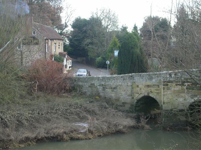 Stopham Bridge & Pub