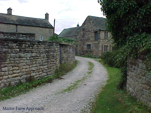 Manor Farm Dethick