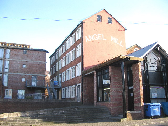 Angel Mill, Westbury