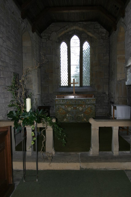 St Andrew's Church, Bolam