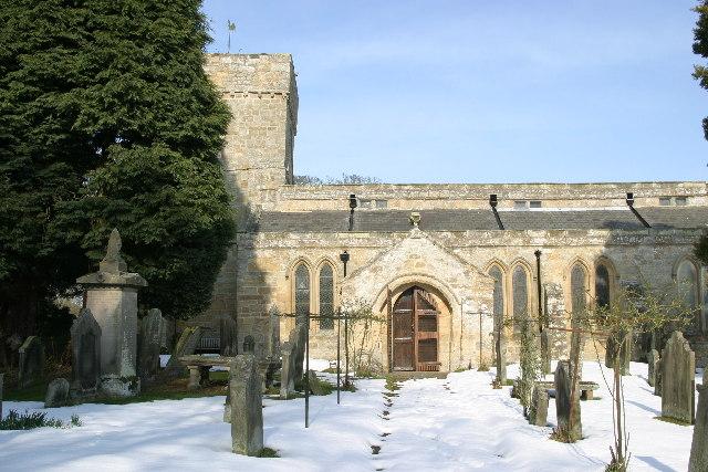 St Andrew's Church, Hartburn