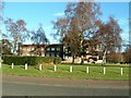 SU8197 : Janssen Cilag, Saunderton by Rob Farrow
