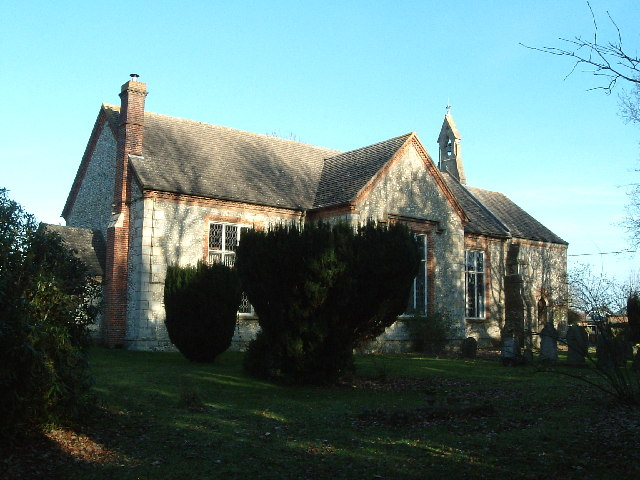St. John the Evangelist, Lacey Green