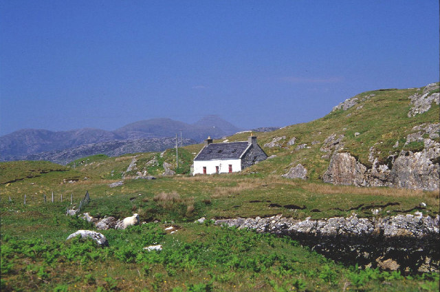 Cottage on Scalpay