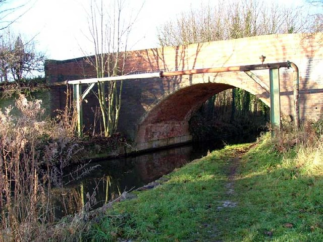 Lady Bridge Nr Botany Bay Retford