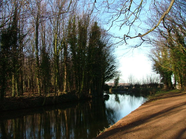 The Chesterfield Canal at Lady Bridge Retford