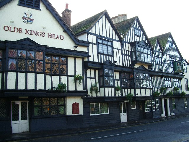 The Old King's Head, Chigwell