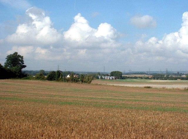 Jeskyn's Farm, near Cobham in Kent