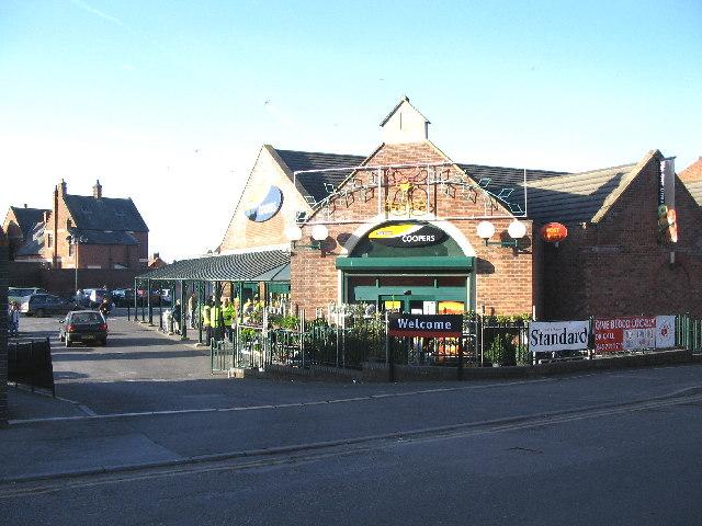 Edward Street, Westbury