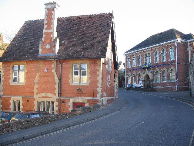 Oddfellows Hall, Westbury