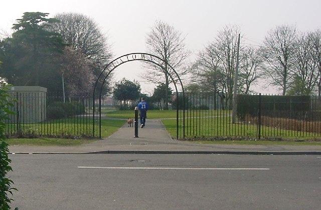 Kirkcaldy: Gallatown Park