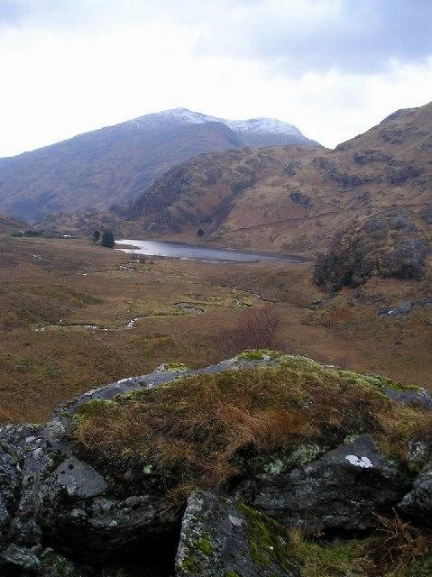 Loch Coire Shubh