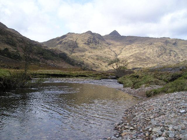 River Barrisdale .