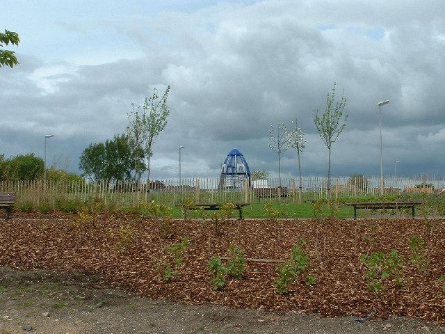 Kirkcaldy : Templehall Millennium Park