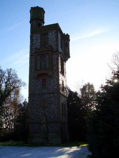 Pinebanks Tower