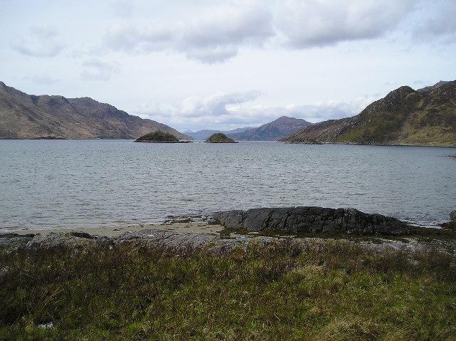 Corr Eileanan Islands