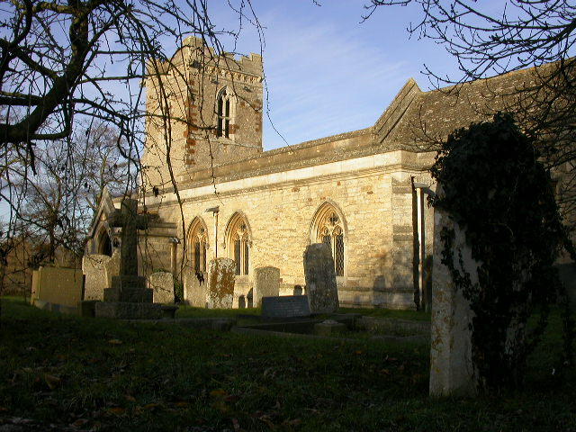 Church at Cranford St John
