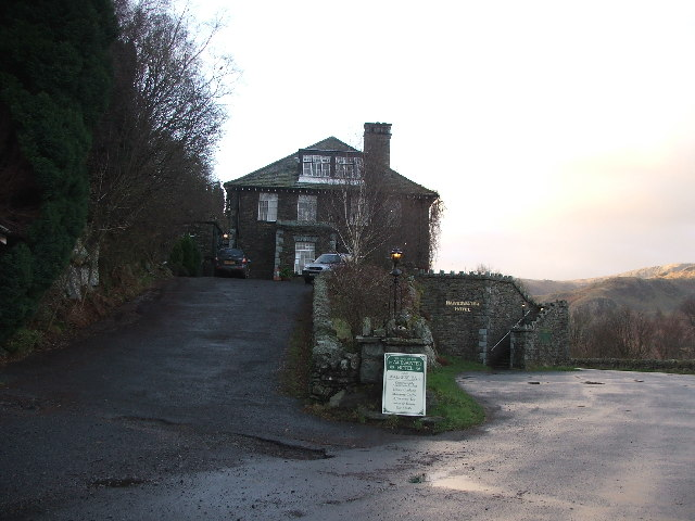 Haweswater Hotel.