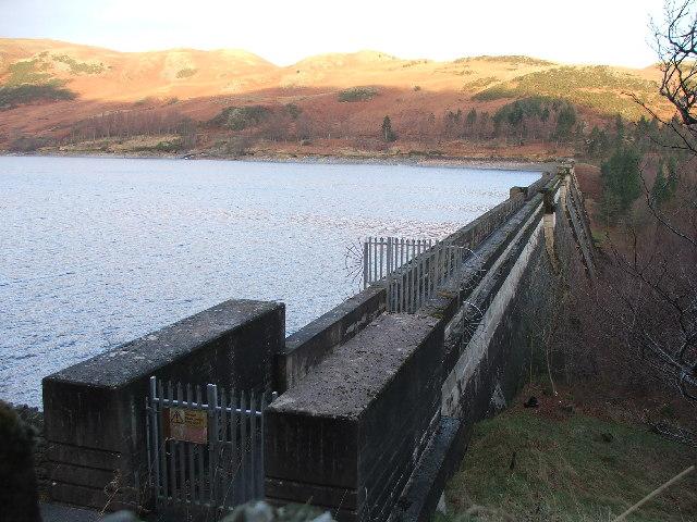Haweswater Dam.