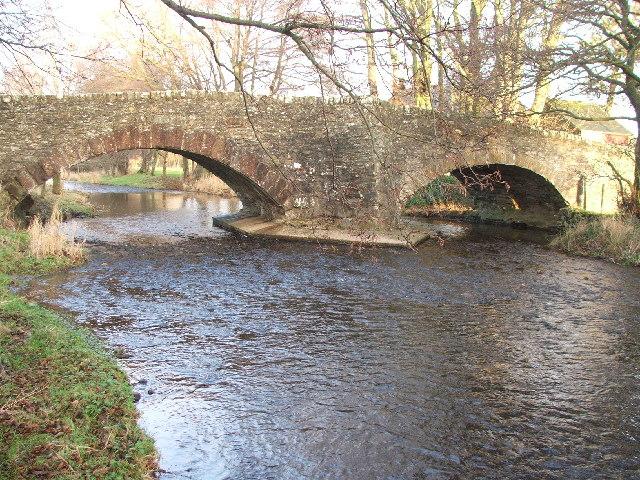 Bridge over Haweswater Beck at Greengate.