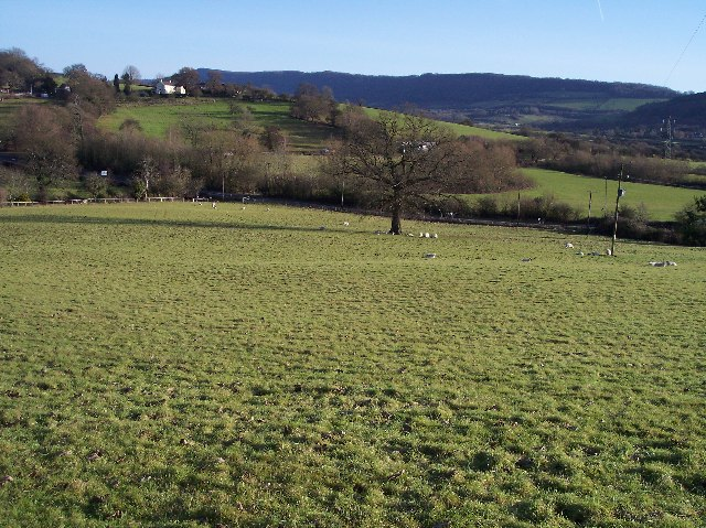 Caerllion and Usk Valley, Monmouthshire