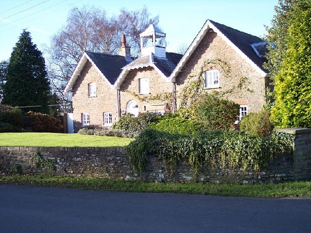 The Old School, Llanhennock, Monmouthshire.