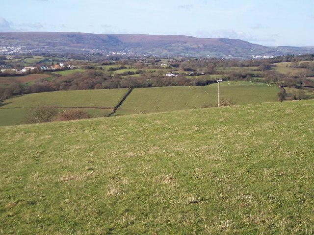 Cwmbran and Mynydd Maen, Monmouthshire
