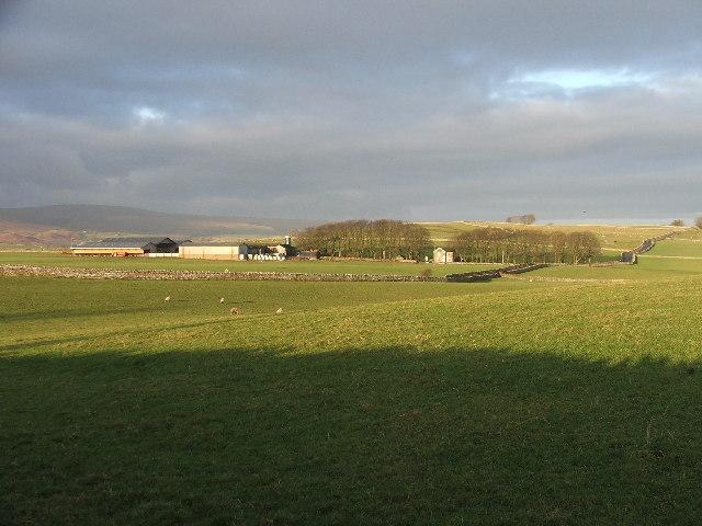 High Buildings Farm.