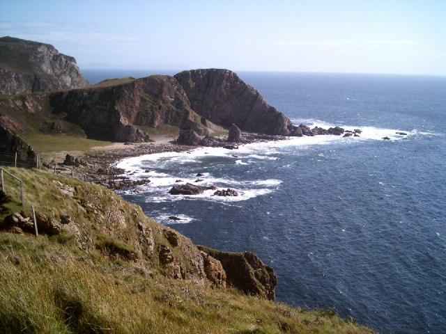 Port nan Gallan, on the Mull of Oa, Isle of Islay