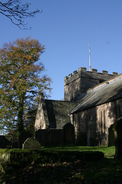 St Peter's Church, Bywell