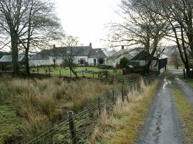 Laigh Allerstocks farm