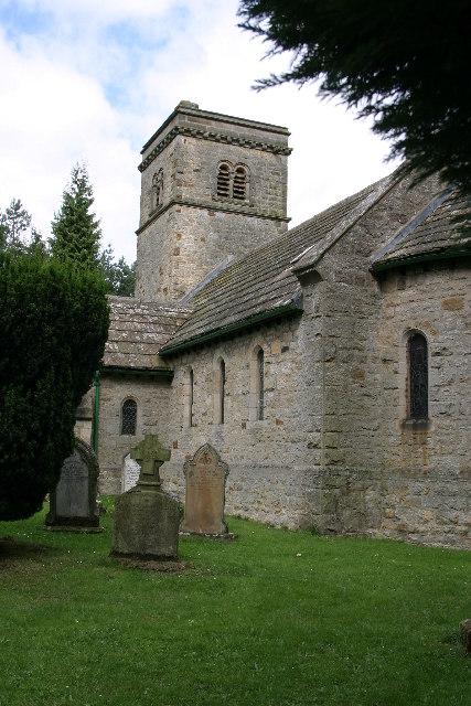 St John's Church, Healey