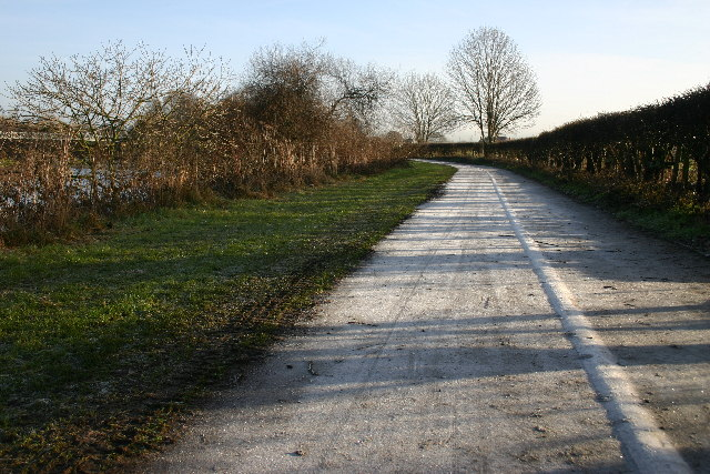 Frosty Cyclepath