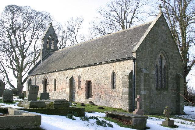 St John the Baptist Church, Meldon