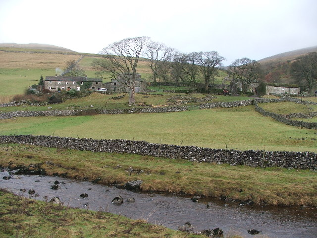 Deepdale in Langstrothdale.