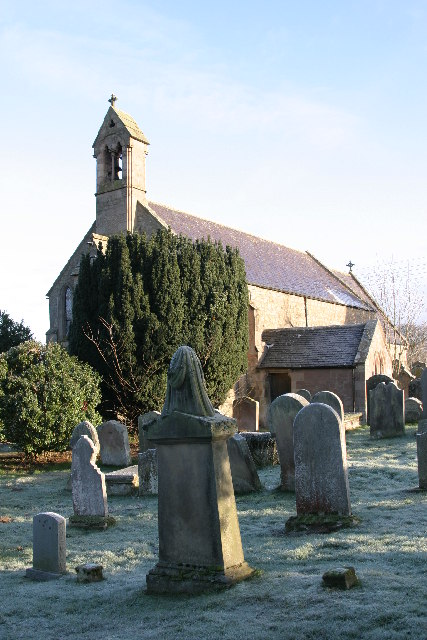 St Helen's Church, Cornhill on Tweed