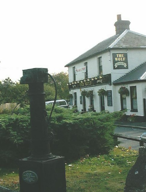 The Wolf Inn at Norwood Green