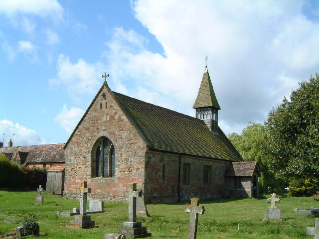 St Michael & All Angels, Martin Hussingtree