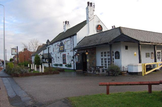 The Pickwick Tavern, Warton