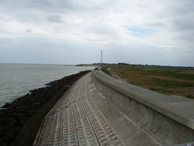 Sea Defences, Holland-on-Sea