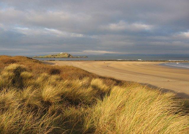 Broad Sands.