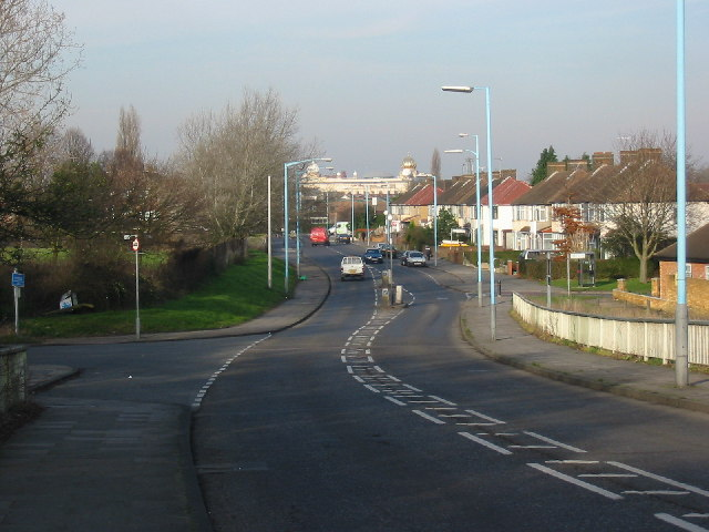 North Hyde Lane, Norwood Green