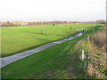 TQ1177 : Airlinks Golf Course, Norwood Green by Ian Day