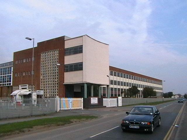 BMW Plant 35 Swindon