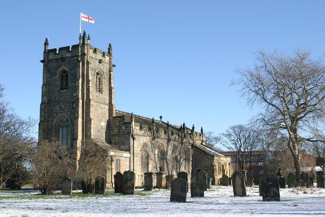 St Peter's Church, Wallsend