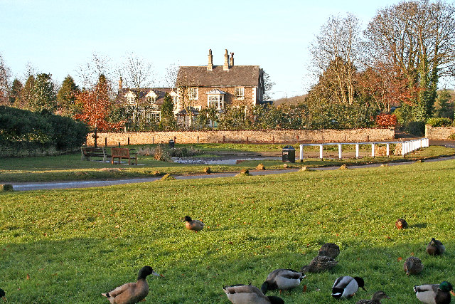 Brantingham Village Duck Pond